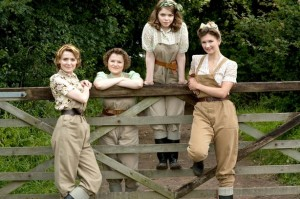 Land Girls S1 Promo Image