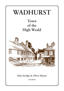 WADHURST Town of the Weald Cover imposed