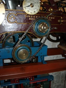 Part of the Clock Mechanism